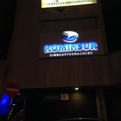 Kominshure
