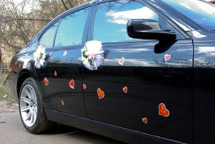 Magnetreklaam auto peal