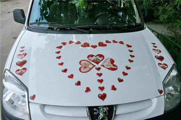 Magnetreklaam autole