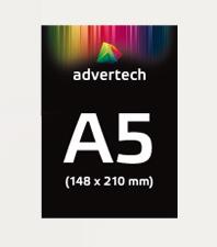 Reklaamplakat А5 Formaat (148 x 210)