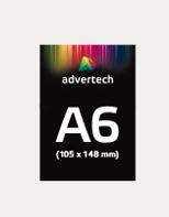 Reklaamplakat А6 Formaat (105 x 148)